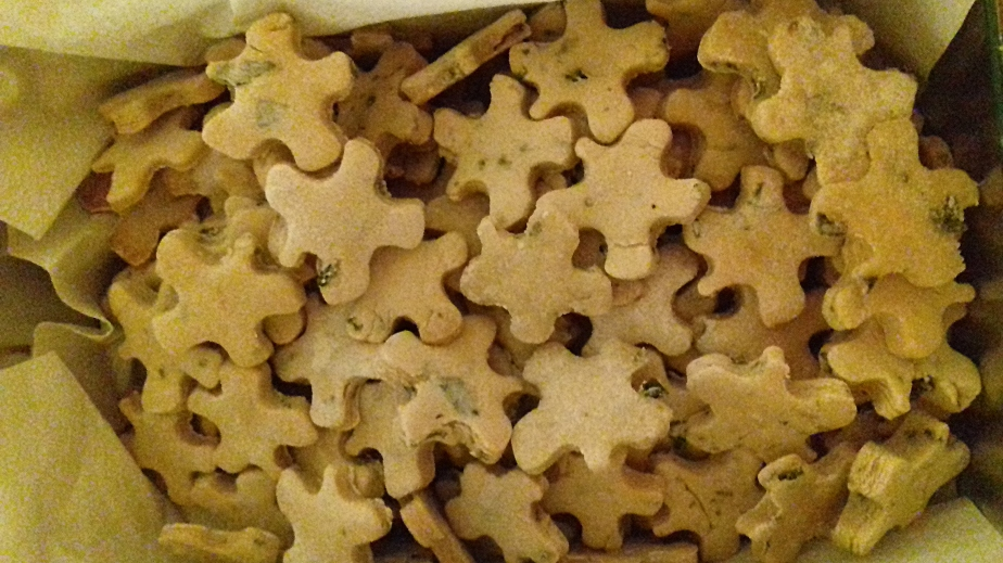 DIY : biscuits pour chiens