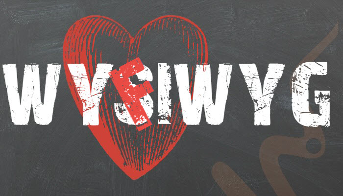 WYFIWYG - Présence