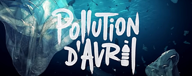 Pollution d'avril avec Sea Shepherd